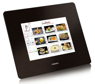 Archos-8  Home-Tablet