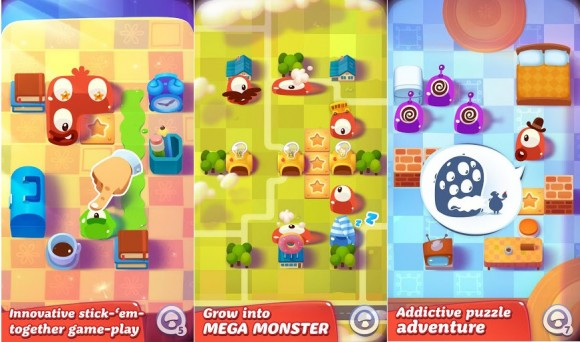 Pudding-Monsters Game