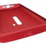 nokia-silicon case-for-lumia-920 red