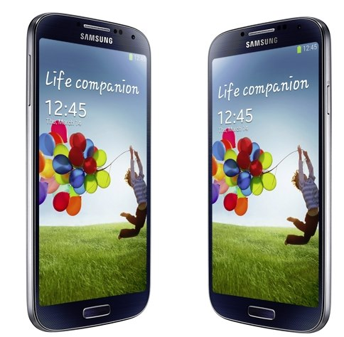Samsung-Galaxy-S-4 Front