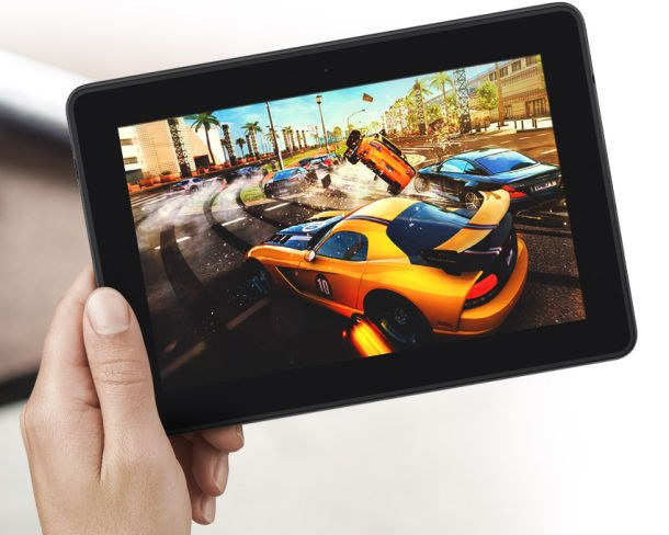 Amazon Kindle Fire HDX games