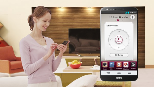 LG Smart HOM-BOT_Smart Control