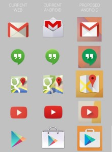 android interface change 2