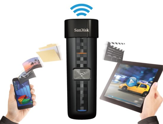 SansDisk Connect Wireless Flashdrive 2
