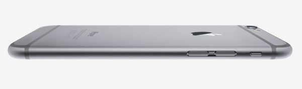 Apple iPhone 6 and iPhone 6 Plus BACK