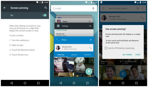 Android-5.0-Lollipop-Screen pin app manager