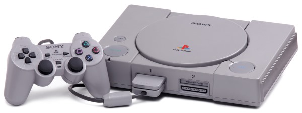 First Playstation