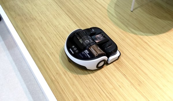 Samsung Vacume cleaner robot