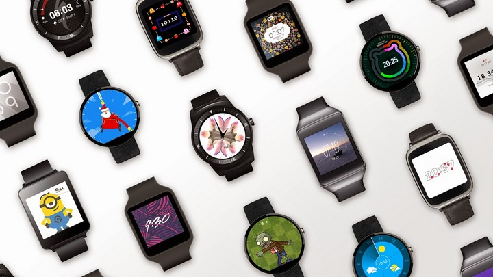 שעוני Android Wear