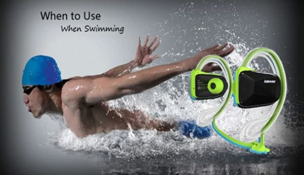Bluetooth Wireless Sports Stereo Waterproof Swimming
