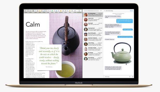 Mac OS X El capitan 2