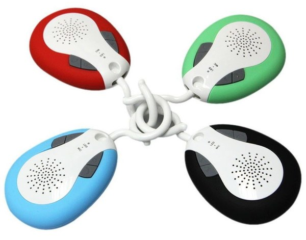 Waterproof-Stereo-Wireless-Bluetooth-Shower-Speaker