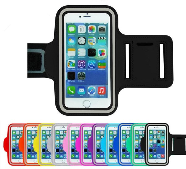 Running Jogging Armband Case Cover Pouch