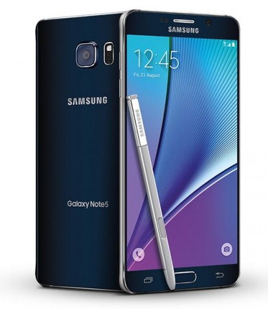 Samsung Black galaxy Note5