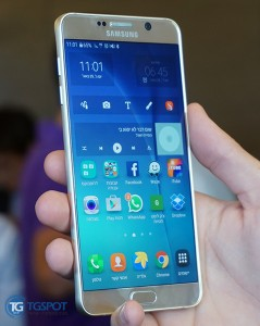 Samsung Galaxy Note 5 hands on2