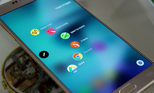 Samsung Galaxy Note 5 s pen air commands
