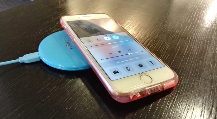 Charge-e wireless charge iphone case