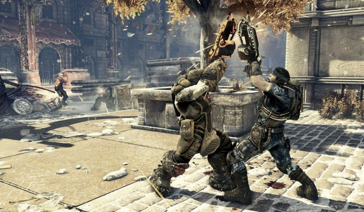 Multplayer Gameplay Gears of War 4