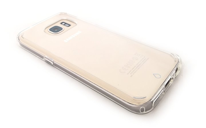 Clearly Galaxy s7 clear case