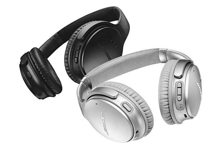 Bose QuietComfort 35 QC35 Wireless Headphones