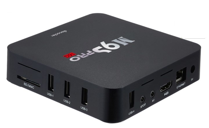 Docooler M9S-PRO Smart Android 5.1 TV Box