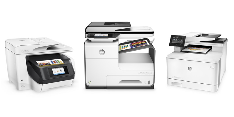 HP, PageWide, OfficeJet Pro, LaserJet, business printing