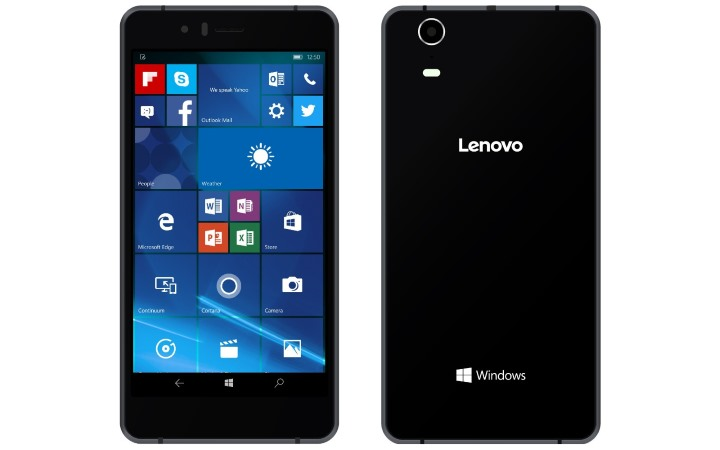 lenovo softbank-504lv windows 10 mobile