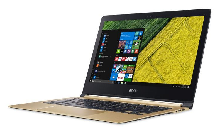 Acer Swift 7 laptop מחשב נייד אייסר