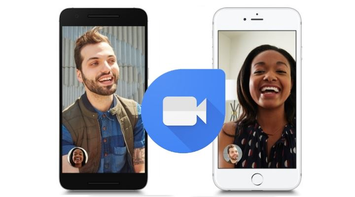 Google Duo Video voice call