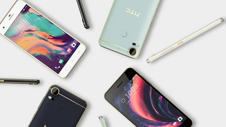 HTC Desire 10 Pro and Lifestyle