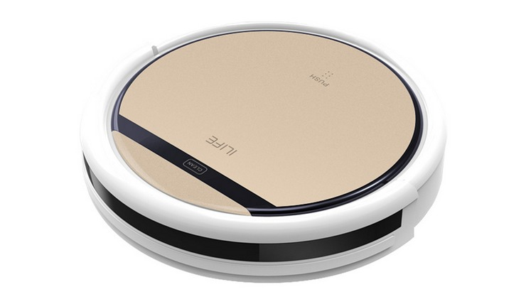 ILIFE V5 Pro Robotic Vacuum Cleaner