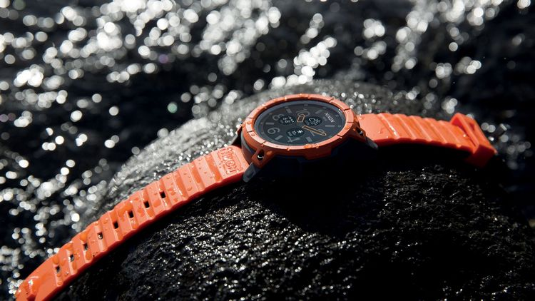 Nixon Mission Android Wear extream smartwatch
