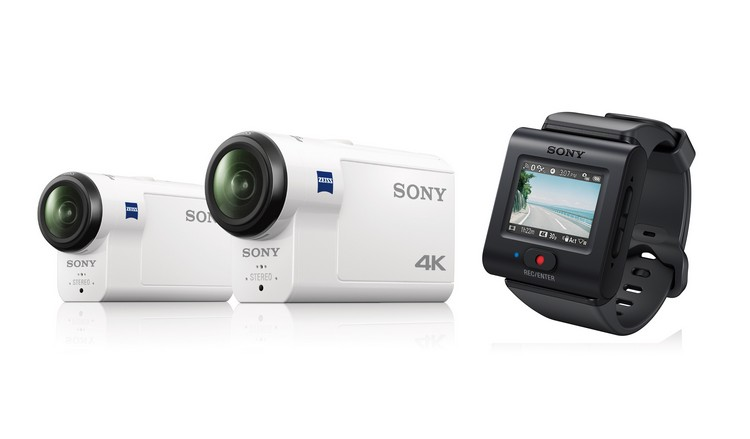 Sony action cam HDR-AS300 FDR-X3000