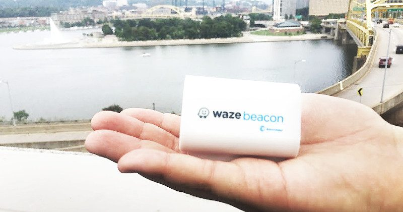 Waze Beacon
