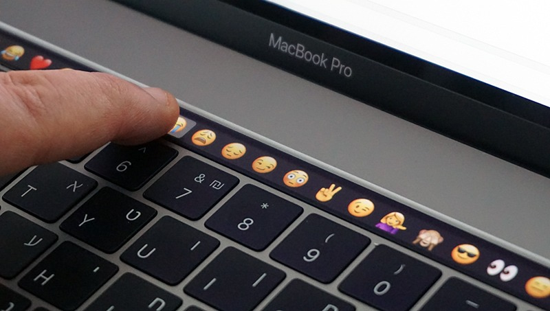 MacBook Air 2016 touch Bar