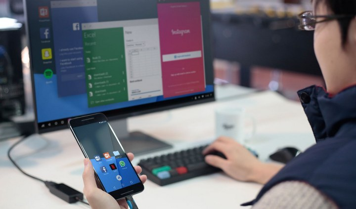 Remix OS mobile smartphone pc
