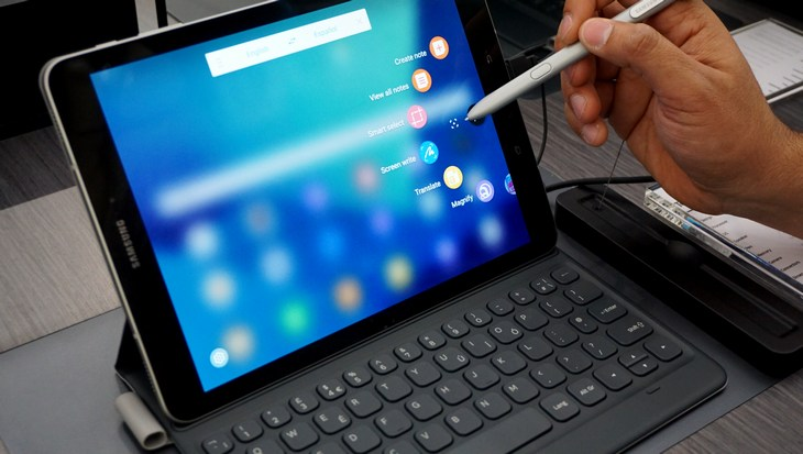 Samsung Galaxy Tab S3 with S Pen טאב 3