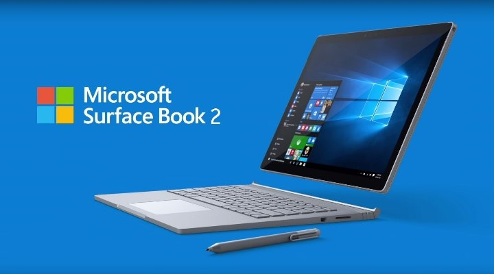 Microsoft Surface Book 2 סרפס בוק 2