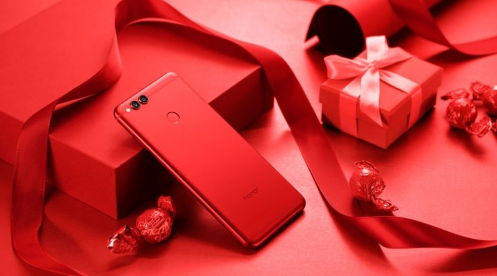 Honor 7X Red Special Edition